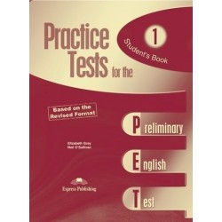 Practice Tests for the PET 1 SB EXPRESS PUBLISHING
