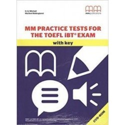 MM Practice Tests for the Toefl iBT Exam with key